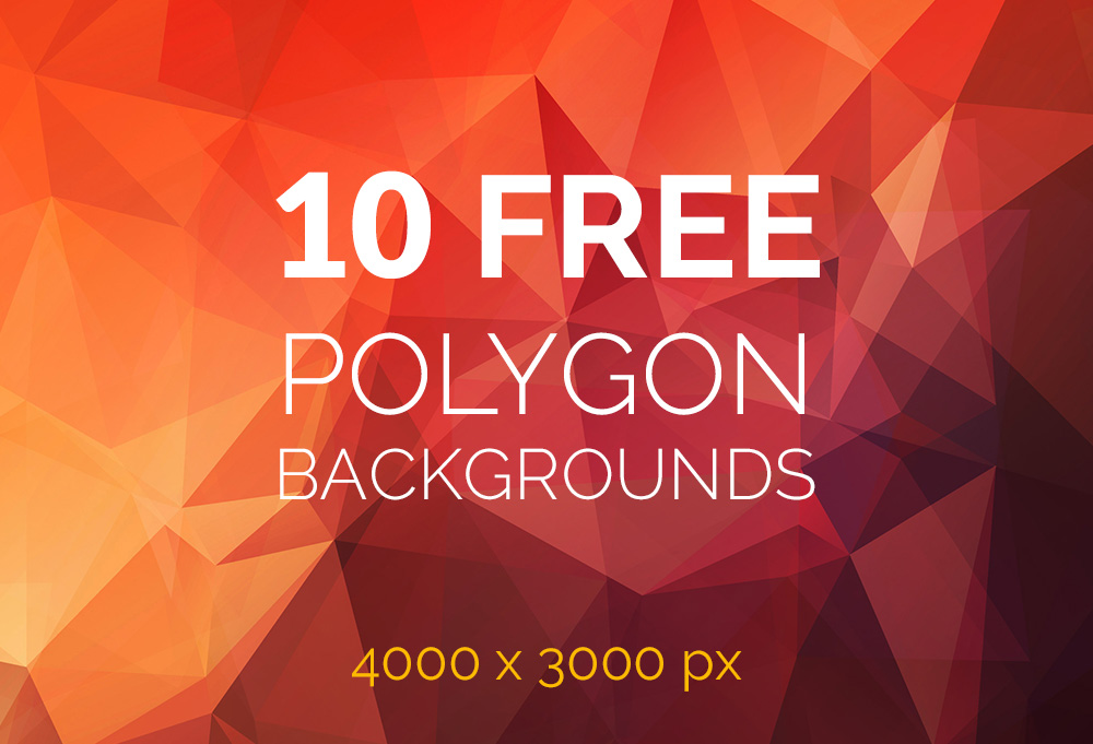 10-free-polygon-backgrounds