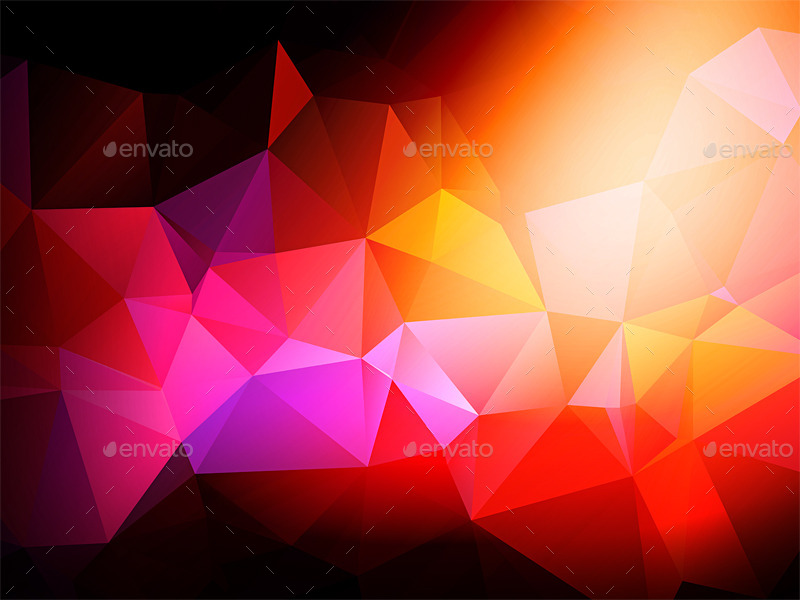 12-light-leak-polygonal-background-textures