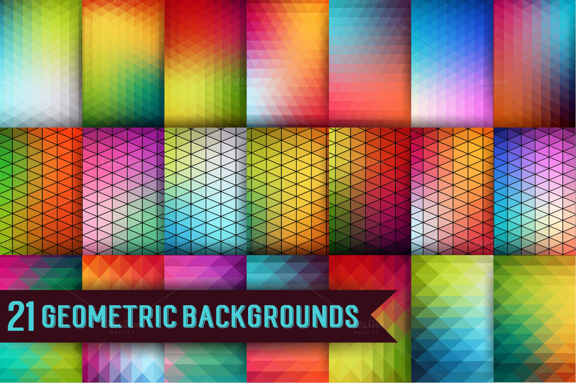 21-Geometric-Backgrounds