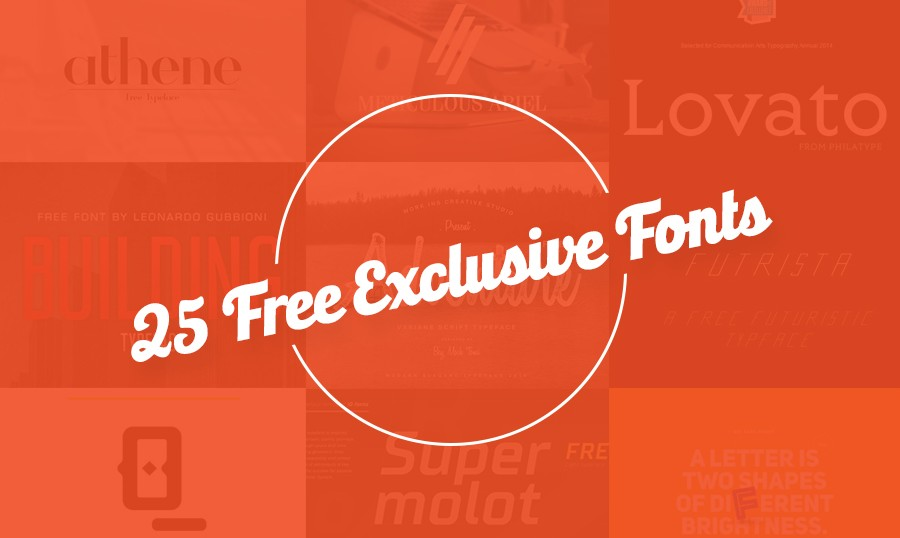 25-free-exclusive-fonts