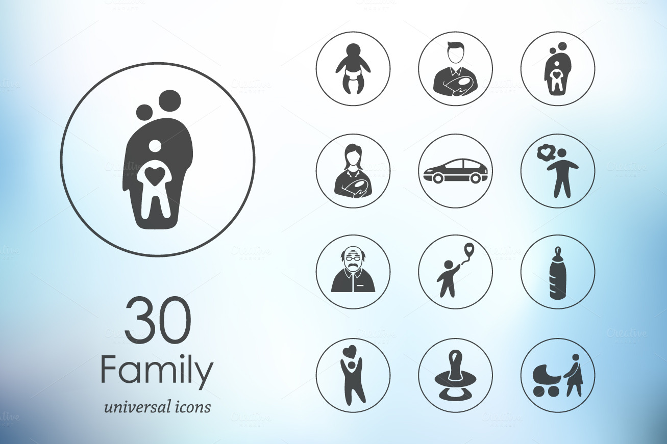 30-family-icons