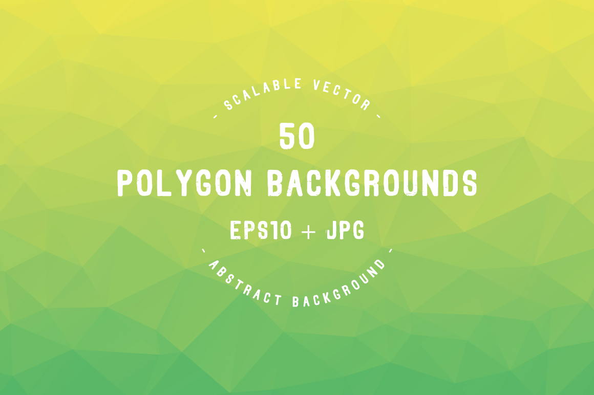 50-Polygon-Backgrounds