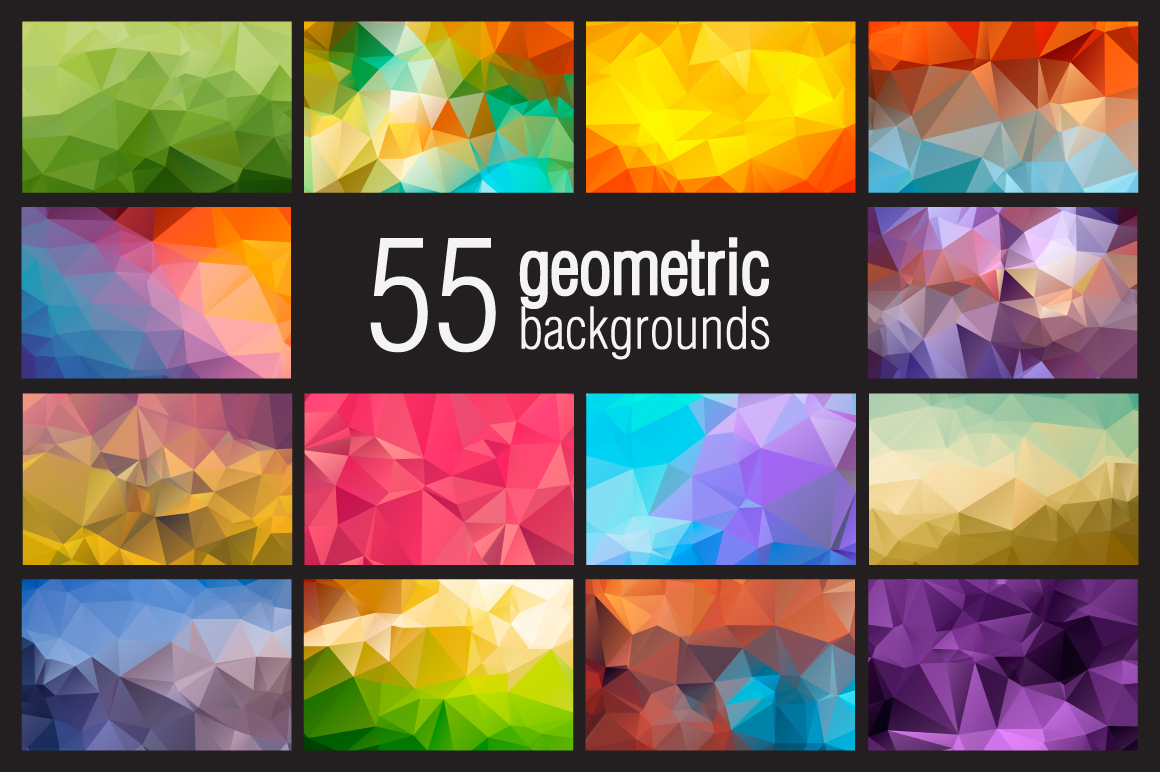 55-Geometric-Backgrounds