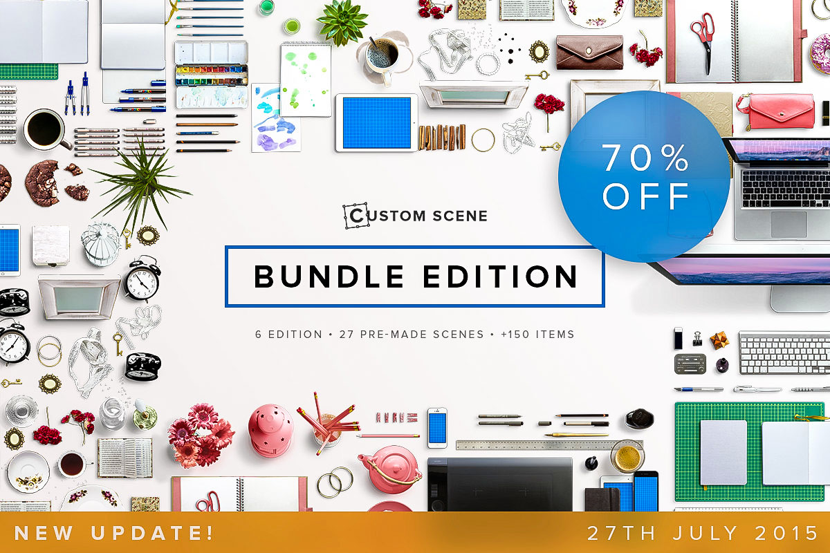 Custom-Scene-Bundle-Edition