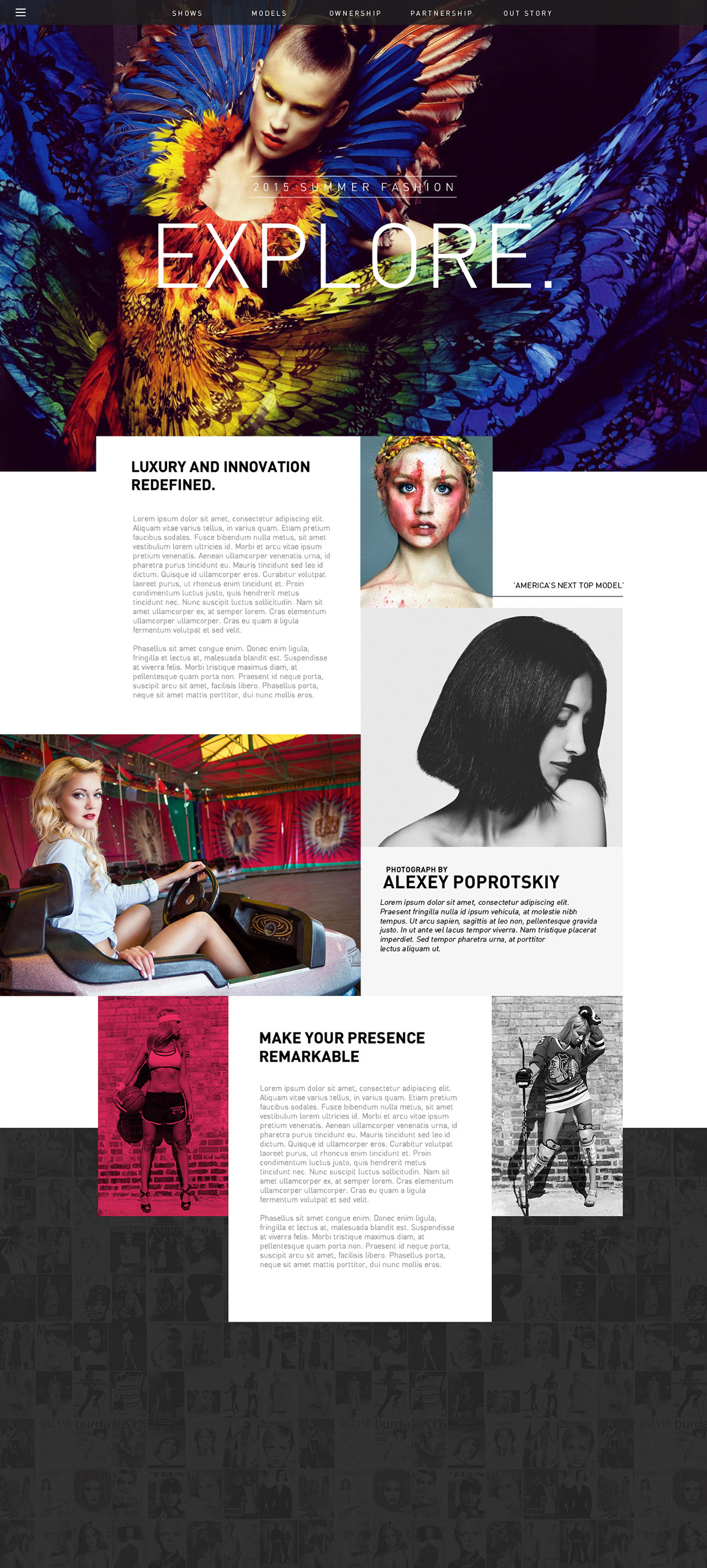 Fashionata-PSD-Template