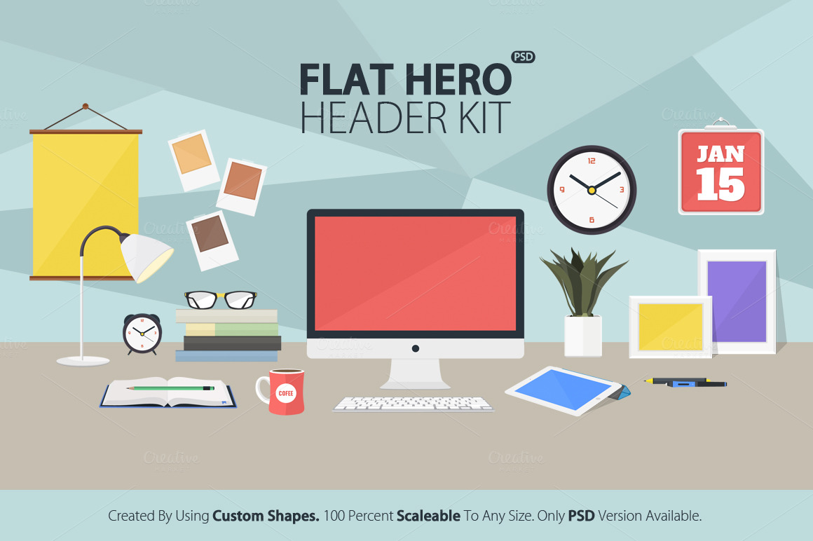 Flat-Hero-Header-Kit-V2