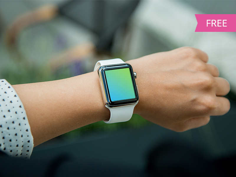 Free-Apple-Watch-Mockup