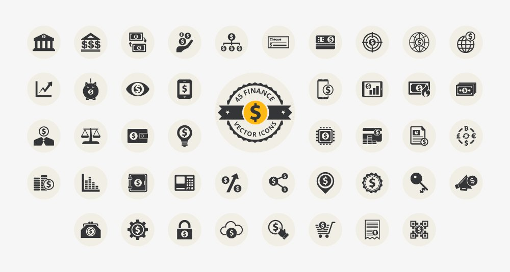 Free-Finance-Icons