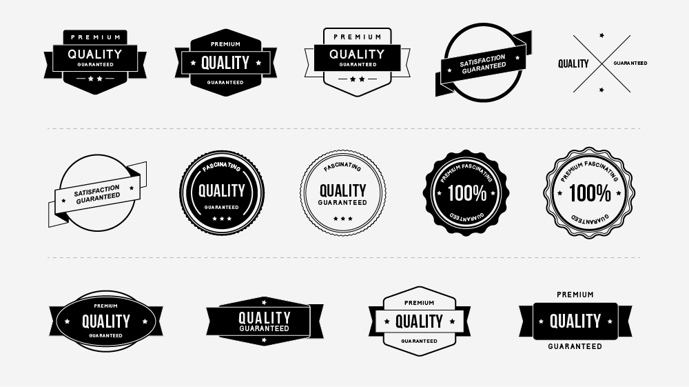 Quality-Badges
