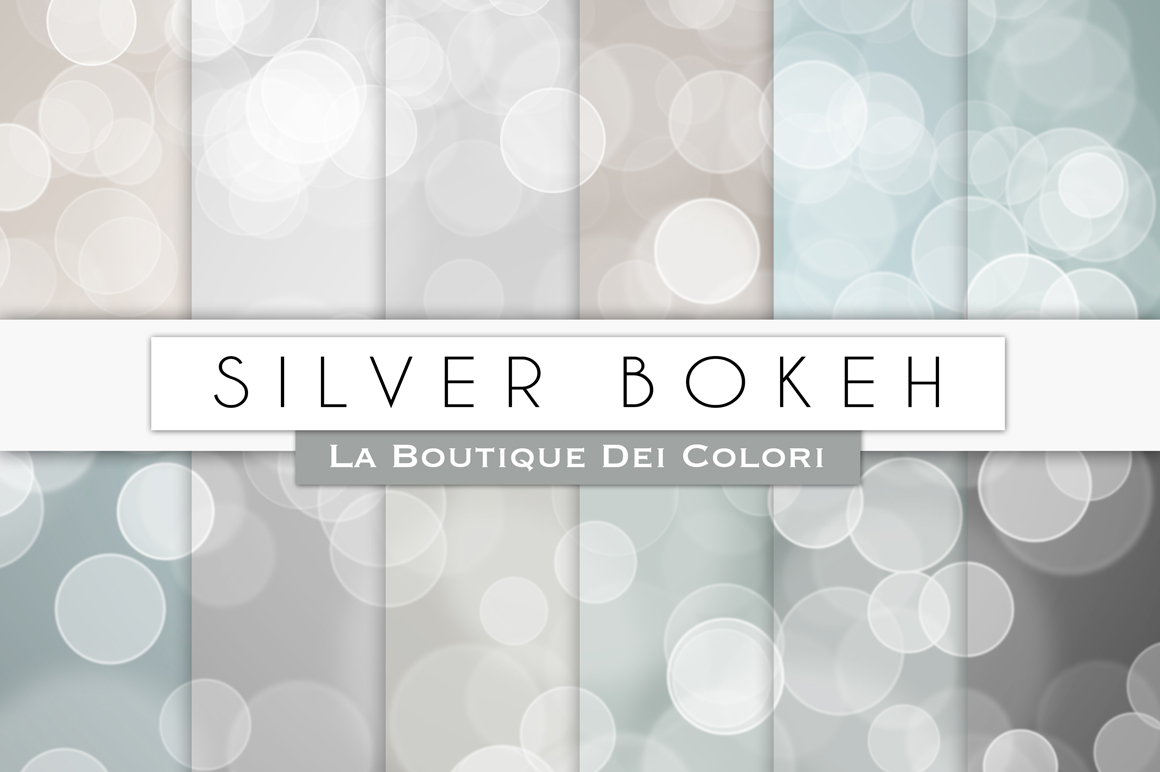 Silver-Bokeh-Papers