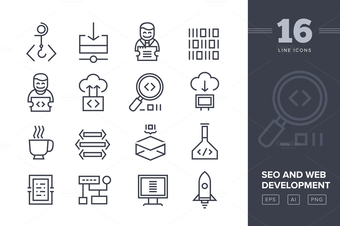 Web-Development-and-SEO-Icons