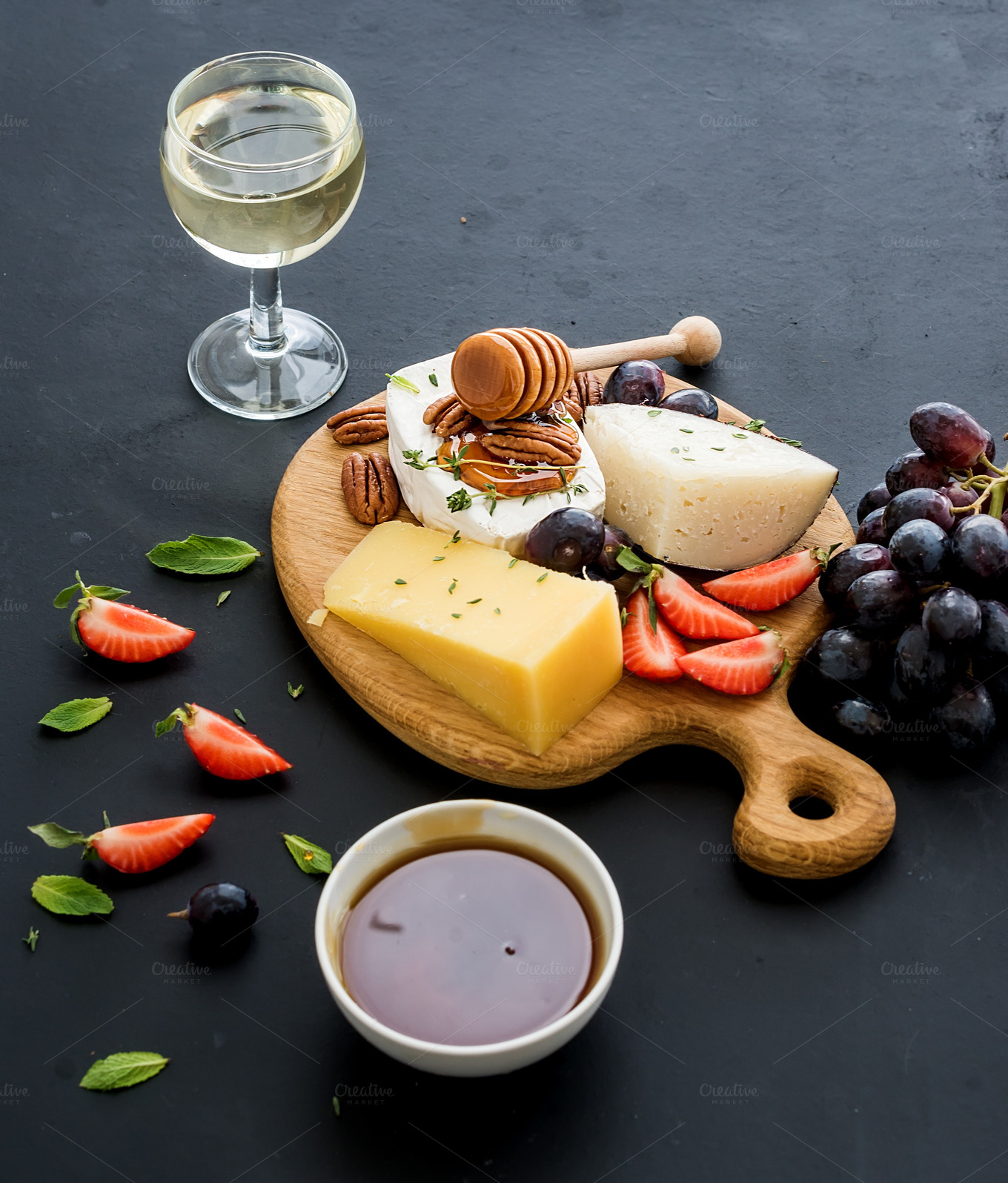 Wine-snack-set