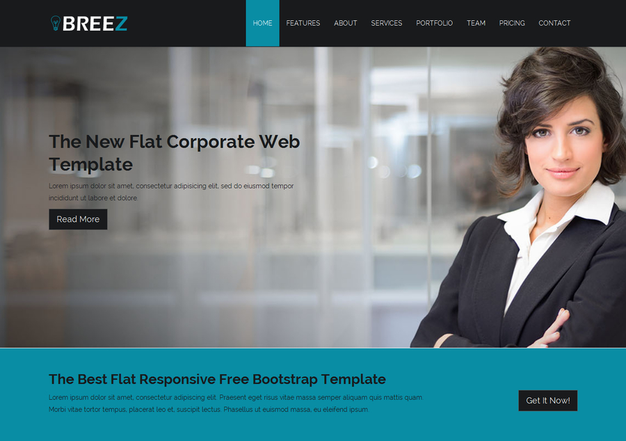 breez-corporate-bootstrap-responsive-web-template