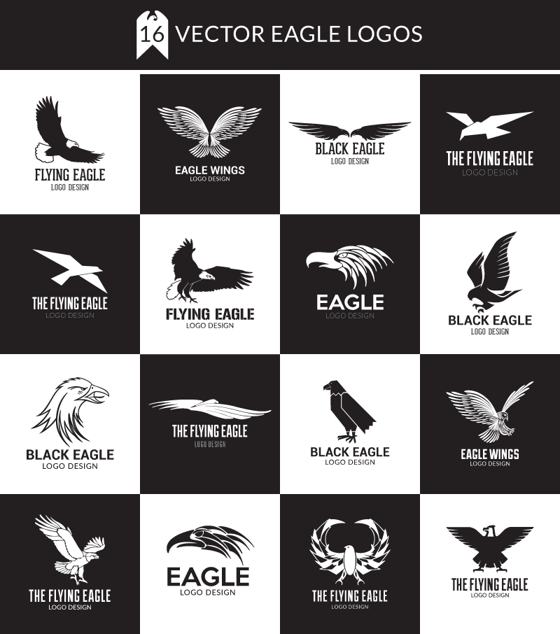eagle-logo-design-pack