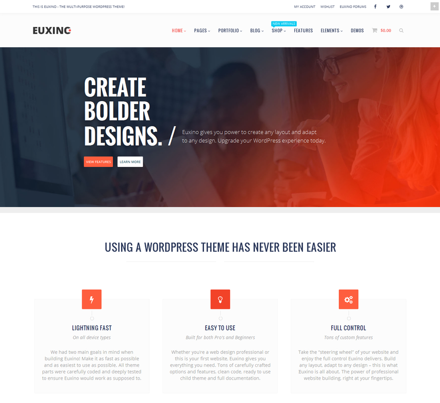 euxino-advanced-multipurpose-wordpress-theme