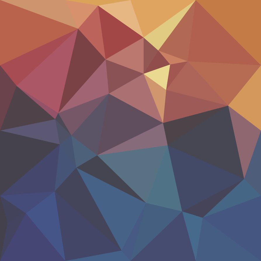 free-polygonal-background