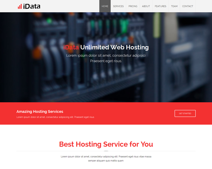 idata-hosting-free-bootstrap-responsive-website-template