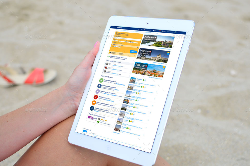 ipad-on-the-beach-photorealistic-mockup