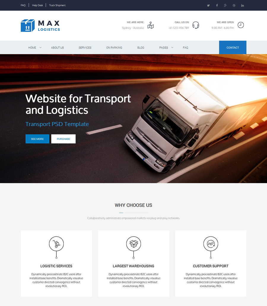max-logistics-transport-logistics-html-template