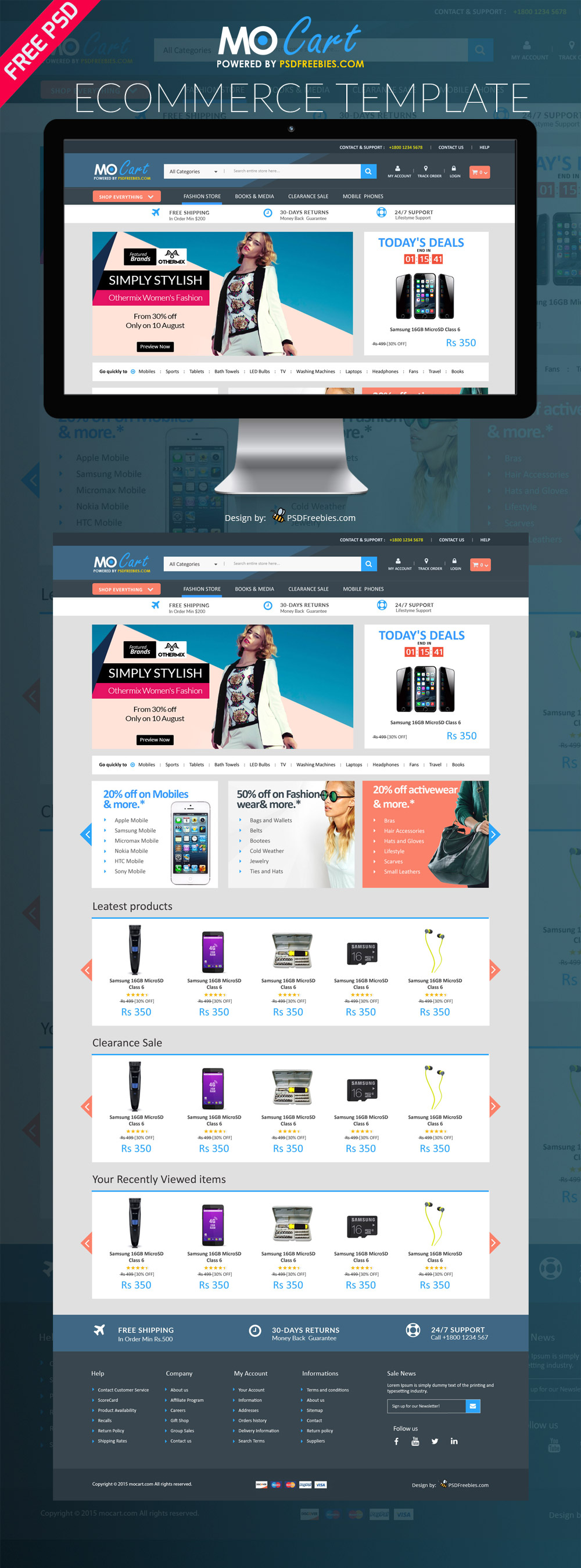 mocart-e-commerce-website-psd-template