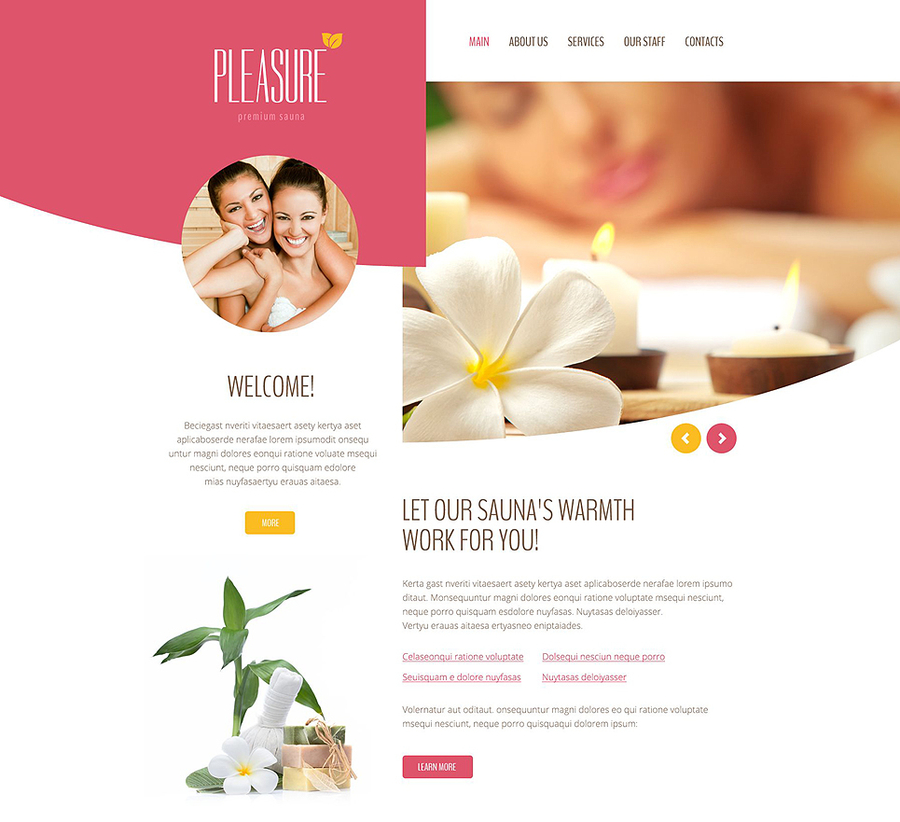 pleasure-html5-website-template-2