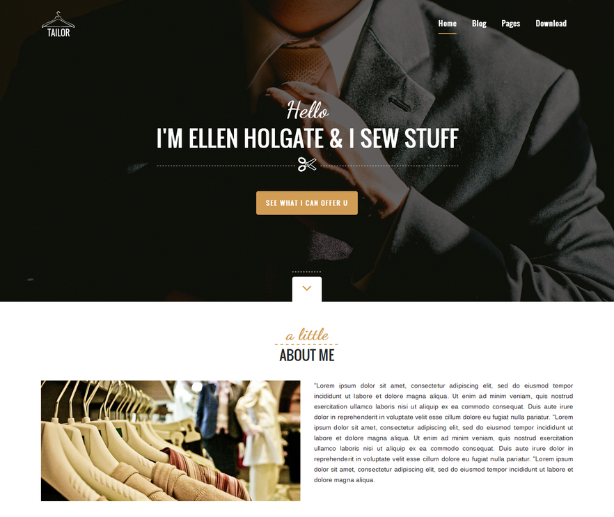 tailor-free-responsive-wordpress-theme