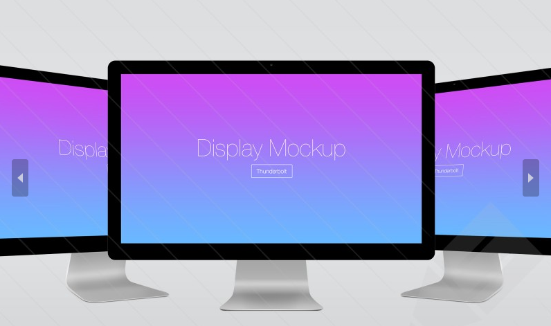 thunderbolt-display-mockup