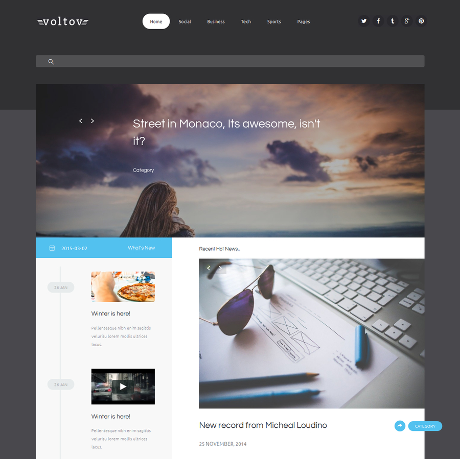 voltov-blog-and-magzine-html-template