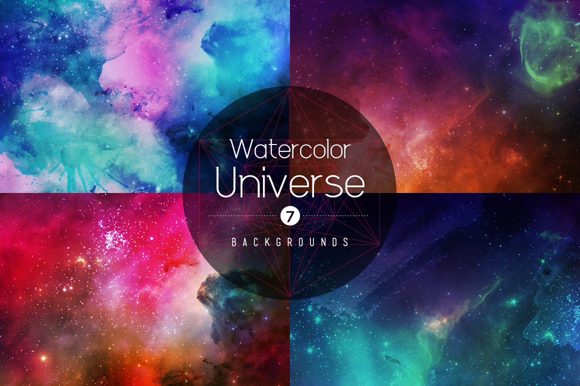 watercolor-universe-background-vol1