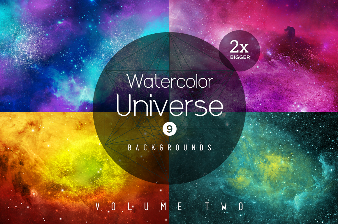 watercolor-universe-background-vol2