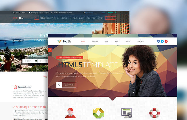 Free html5 responsive website themes 2015 ~ free html 5 themes.