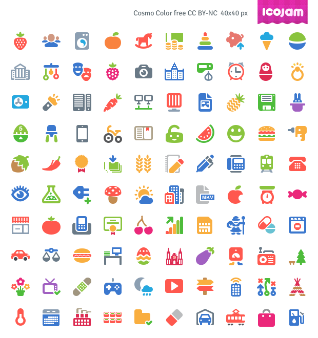 100-free-cosmo-color-vector-icons