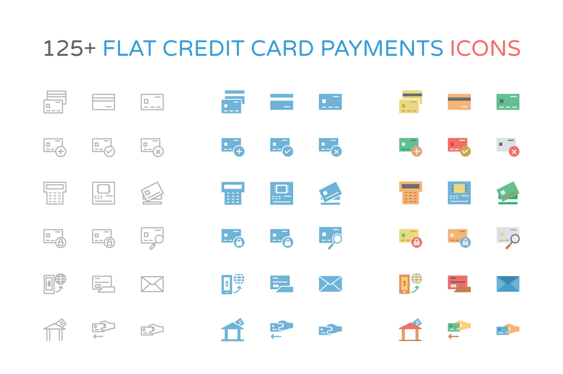 125-Flat-Credit-Card-Payment-Icons