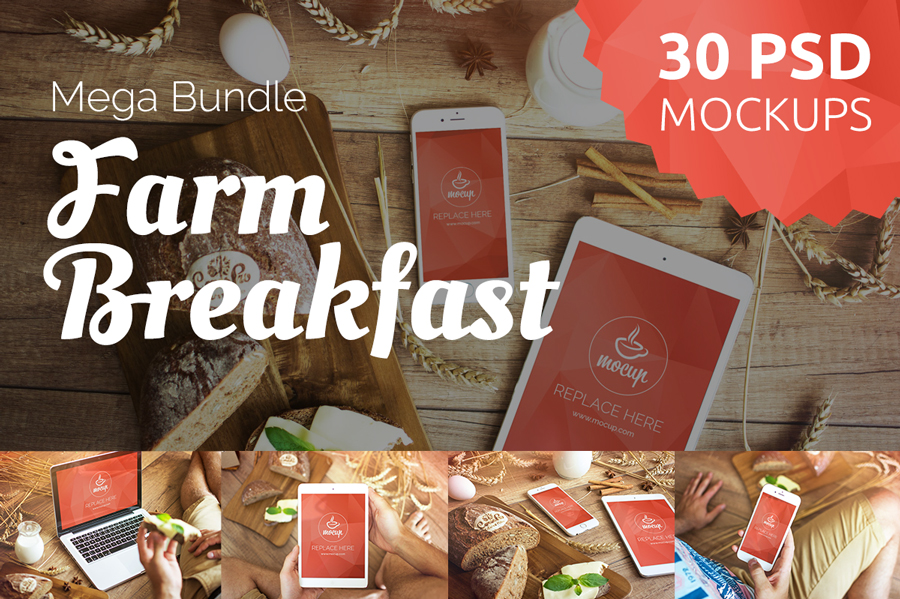 30-PSD-Farm-Breakfast-Mockups