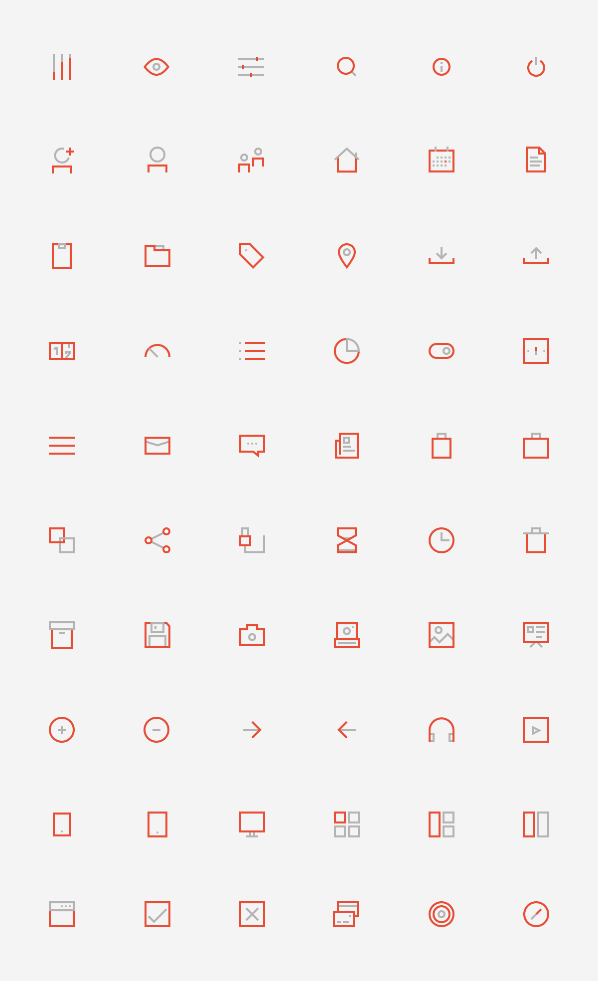 60-bicolored-icons-collection