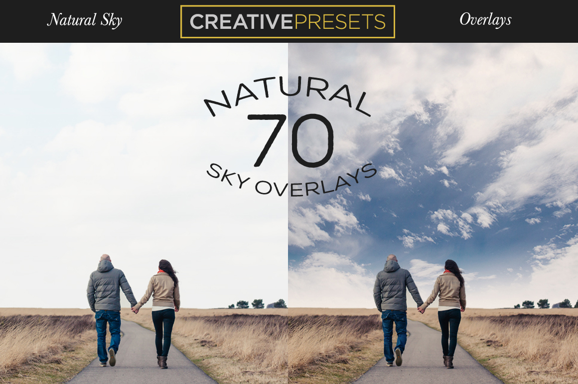 70-Natural-Sky-Overlays