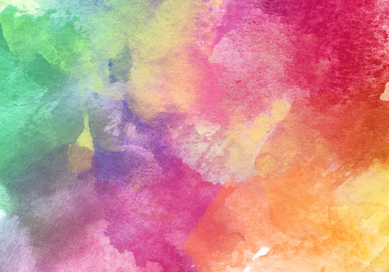 Abstract-Colorful-Watercolor-Texture