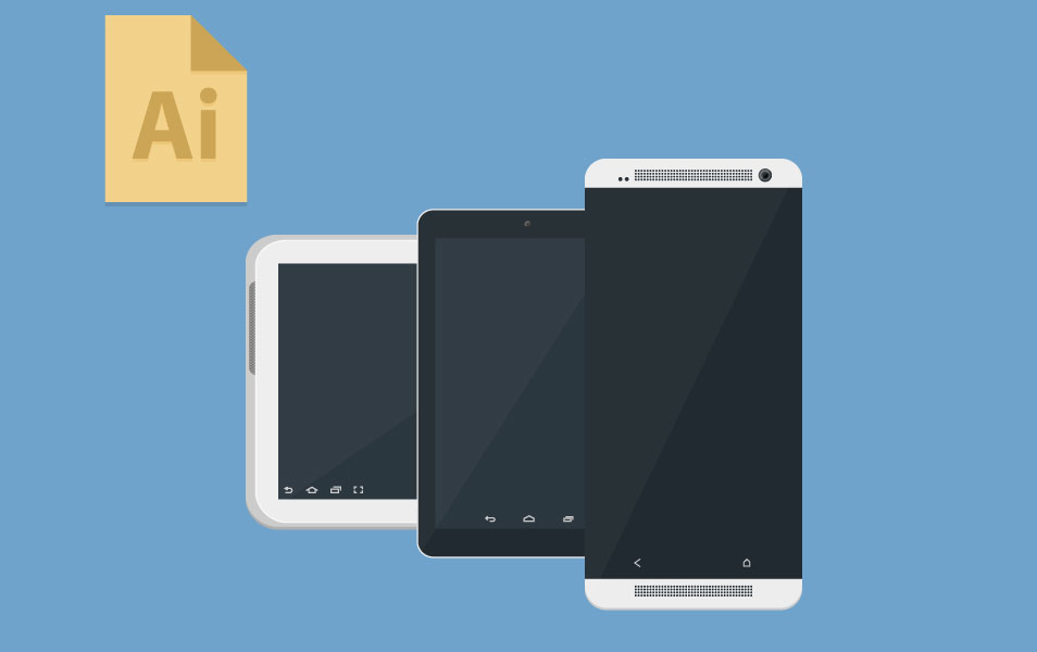 Android-Devices-Mockup