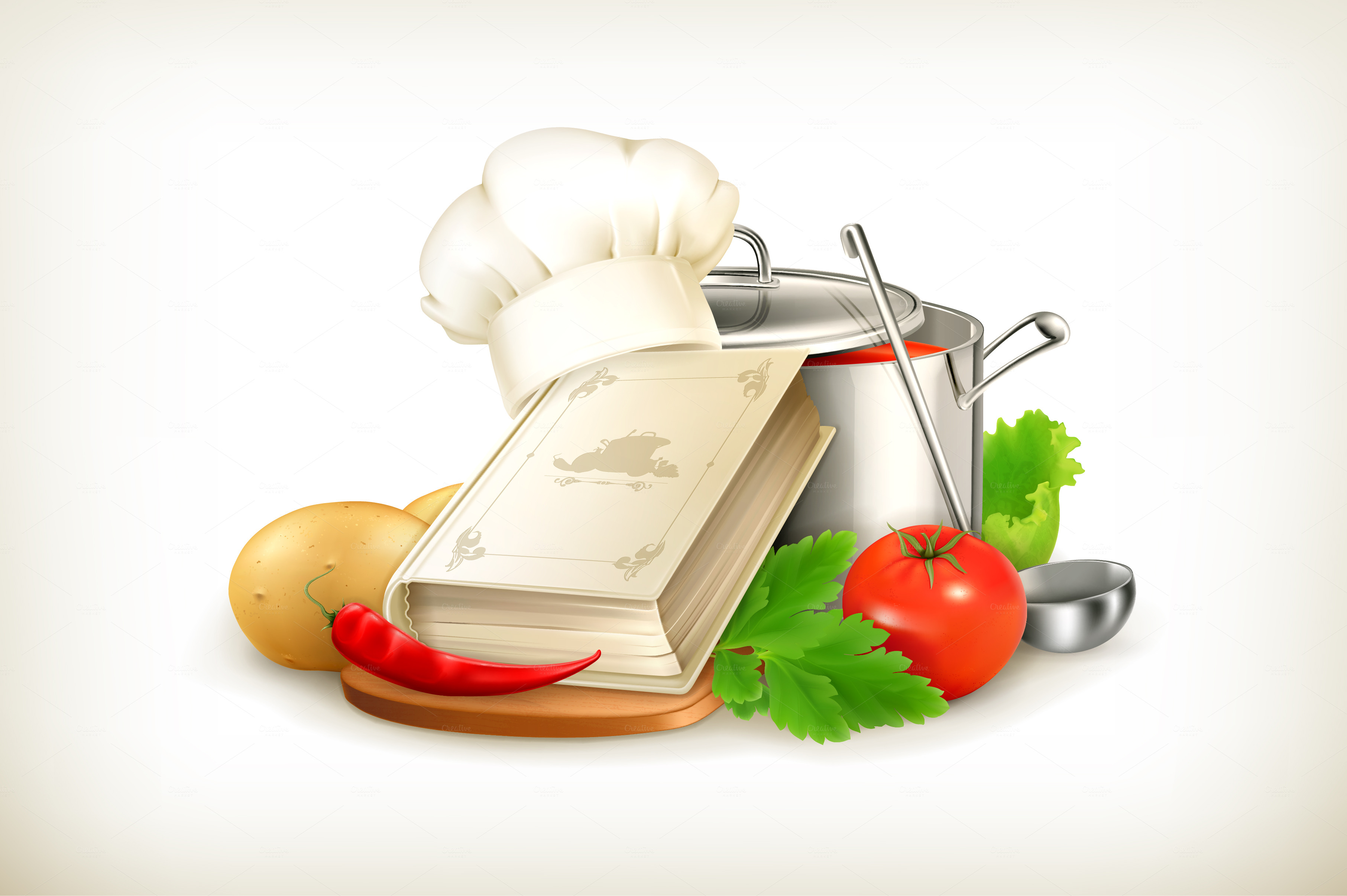 Cooking-illustration-icons