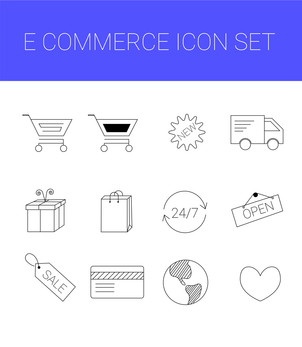 Free-E-Commerce-Line-Icons