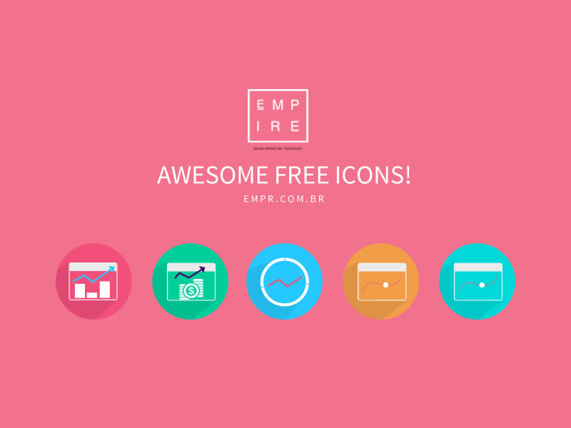 Free-PSD-Chart-Icons
