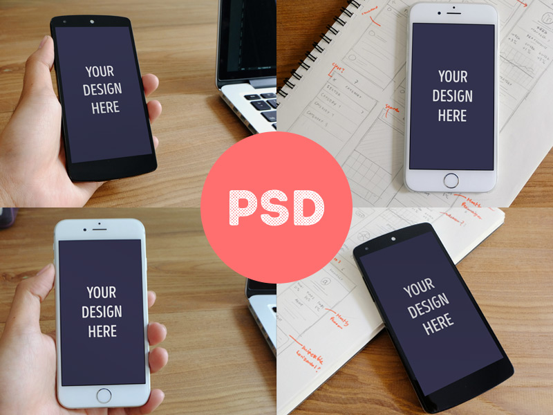 Free-iPhone-6-Nexus-5-Mockups-PSD