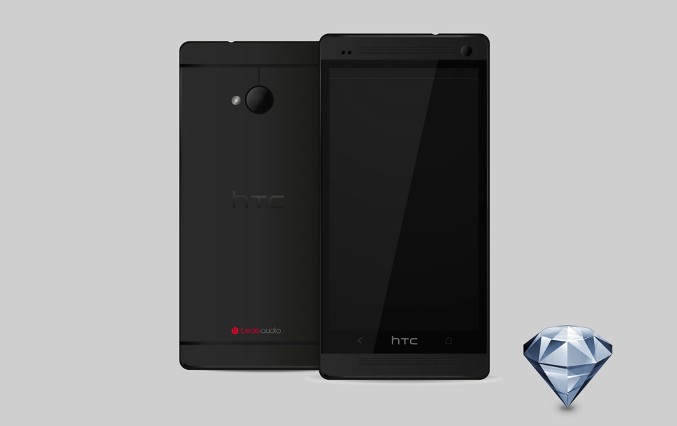 HTC-One-Black-Edition