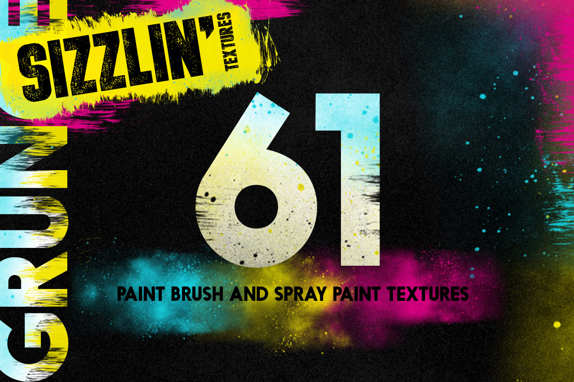 Paint-it-Brush-and-Spray-Textures