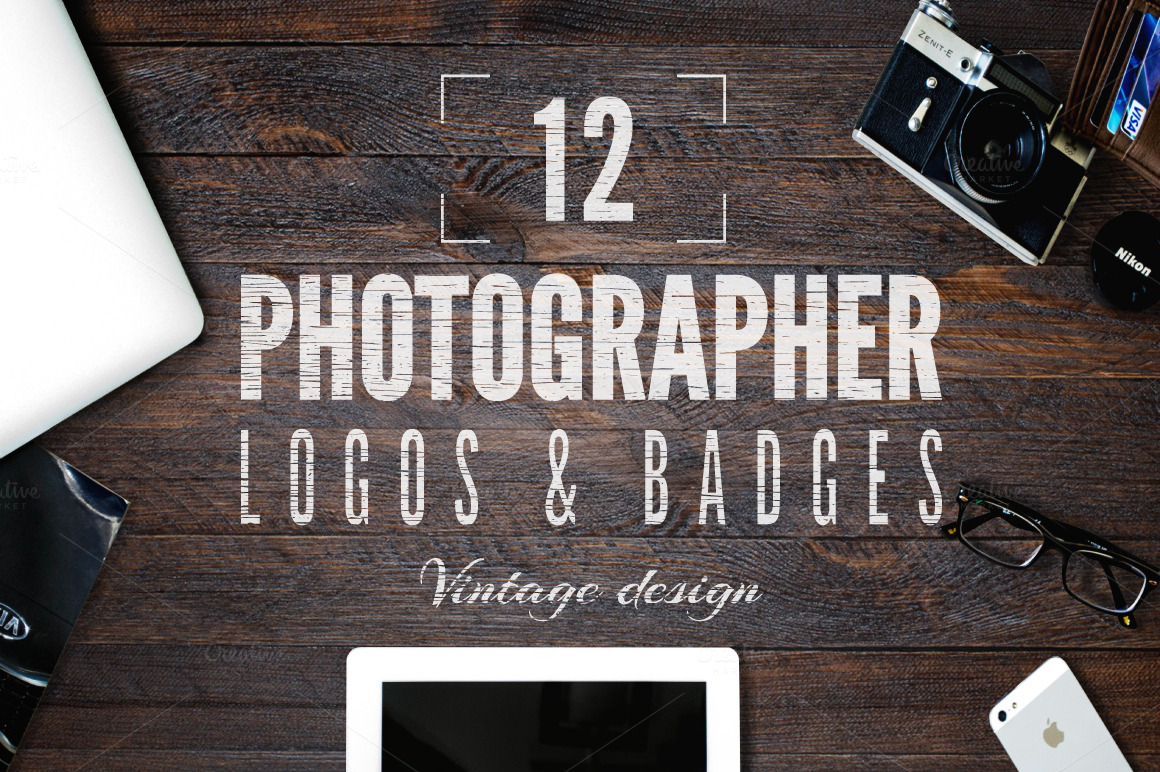 Retro-Photography-Badges-Set01