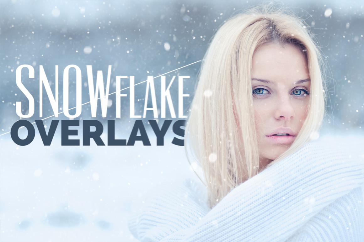 Snowflake-Photo-Overlays