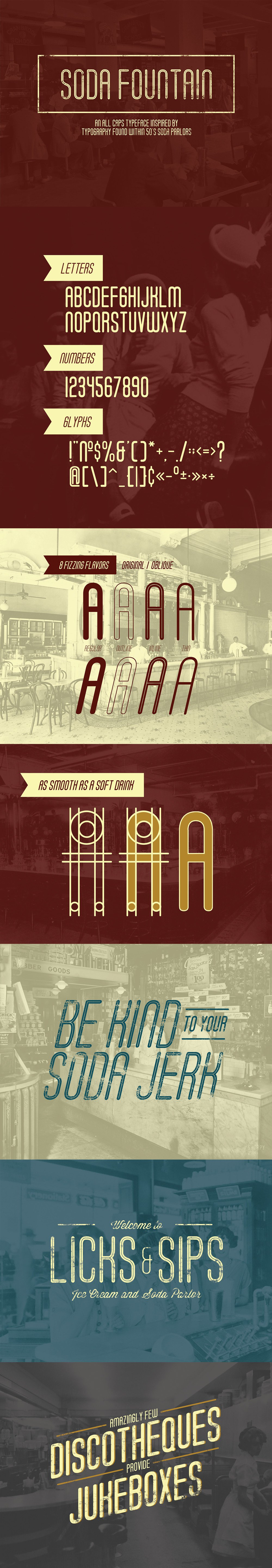 Soda-Fountain-Free-Typeface