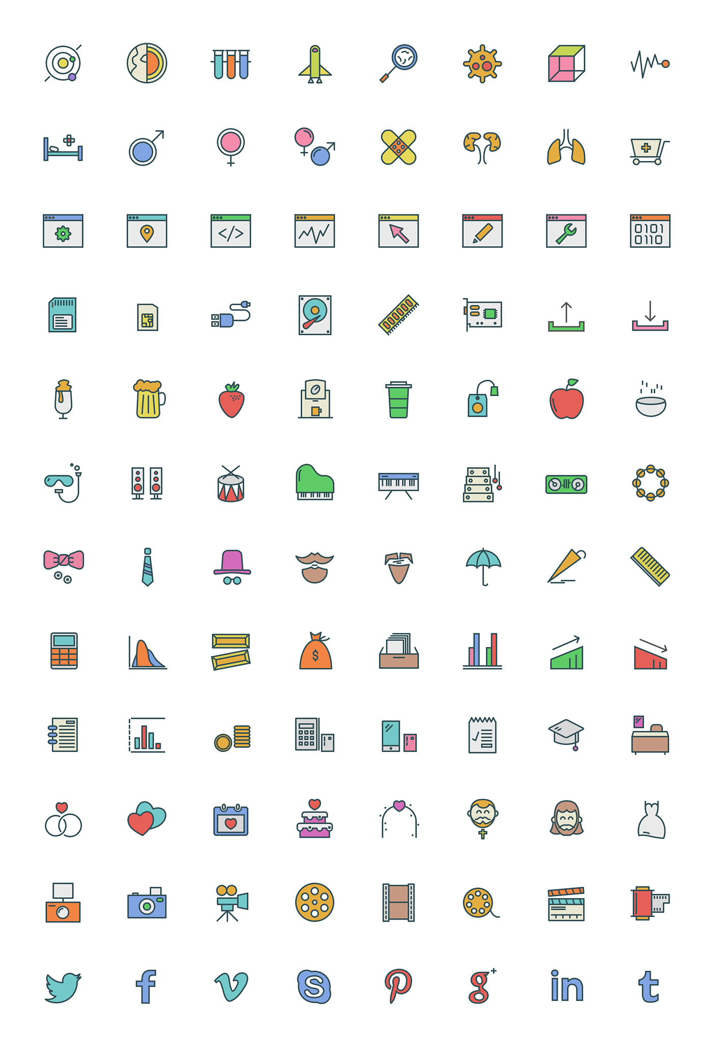 Swift-96-Free-Icons