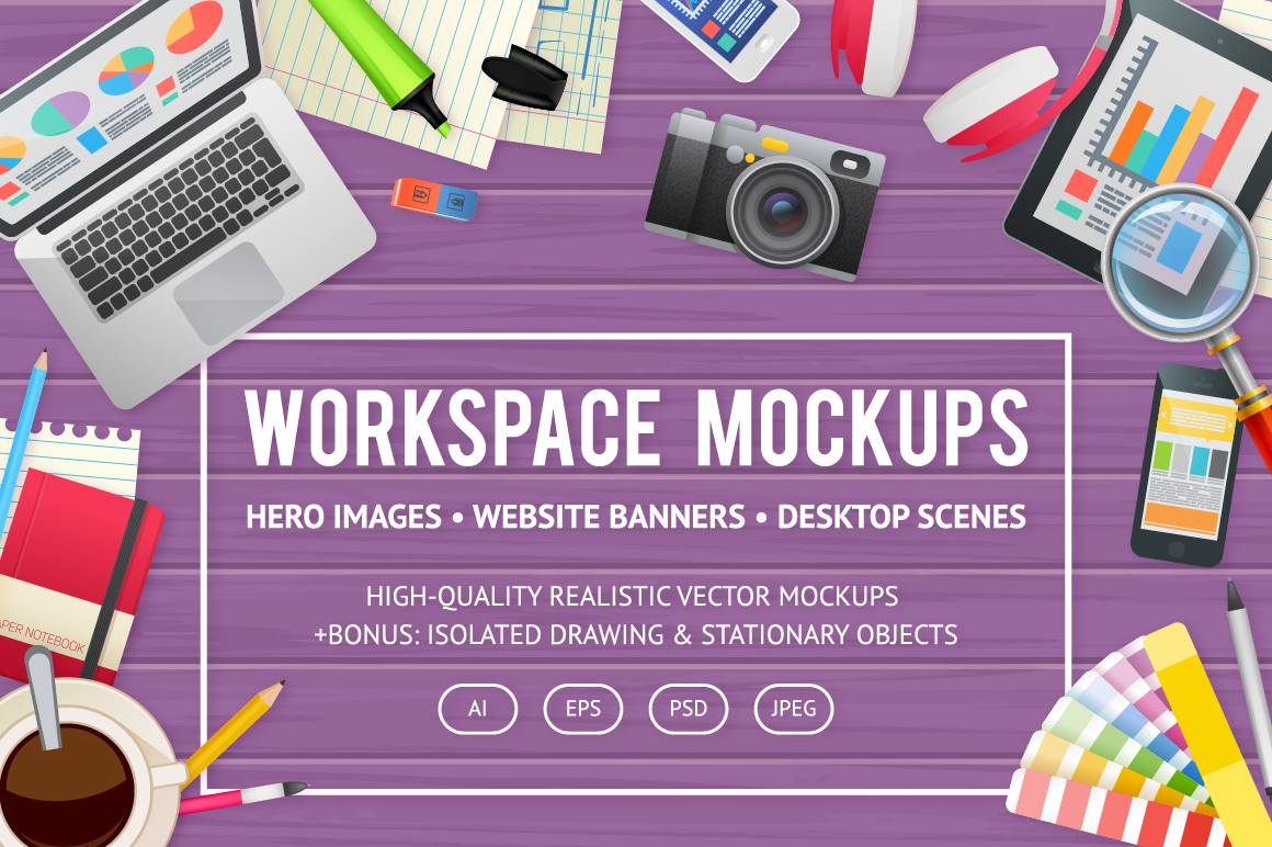 Workspace-Mockups-Elements
