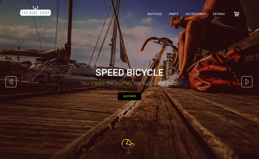 bike-shop-ecommerce-html-template